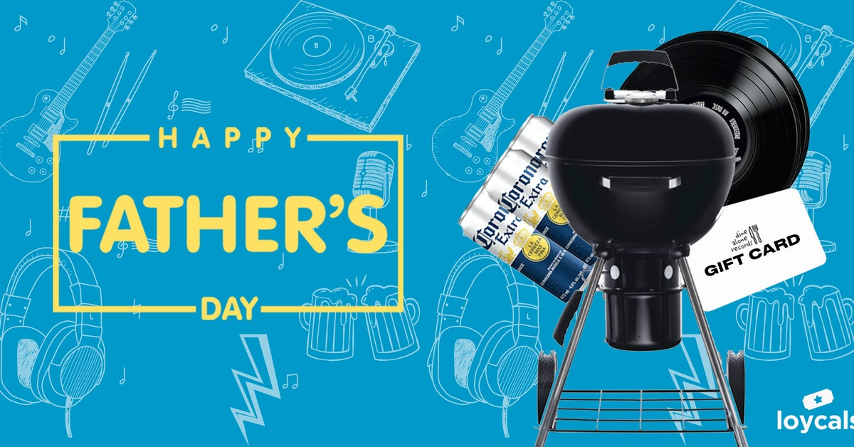 Win the ultimate Father's Day Giveaway!